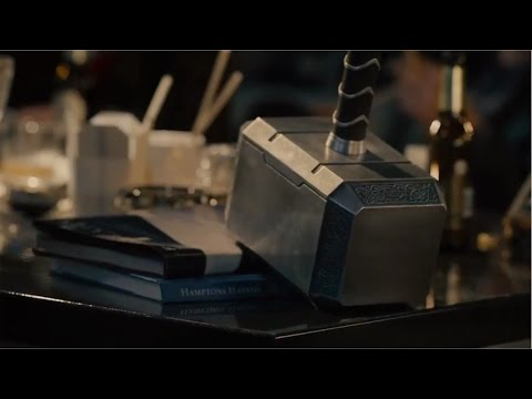 Crave - Are you worthy to lift this Thor's hammer?, Ep. 222 from YouTube · Duration:  4 minutes 57 seconds