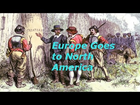 Early European Settlement of North America Explained
