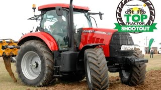 top tractor shootout case ih puma 160