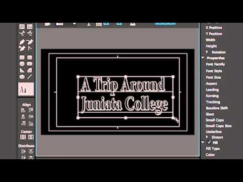 How to create a basic title slide in adobe premiere youtube how to create a basic title slide in adobe premiere ccuart Image collections