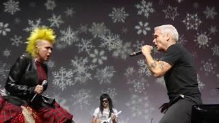 "Henry Rollins & Cyndi Lauper ""Rise Above"" Dec 10, 2019"