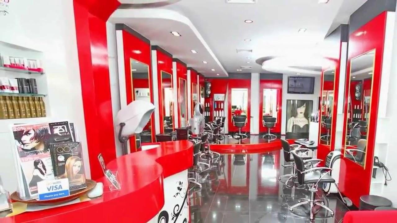 Interior Decoration Ladies Beauty Parlour Salon Blueprint Maker Youtube