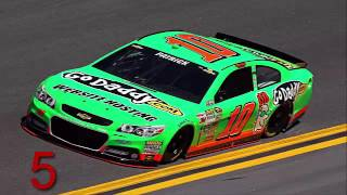 Top 10 Danica Patrick Crashes
