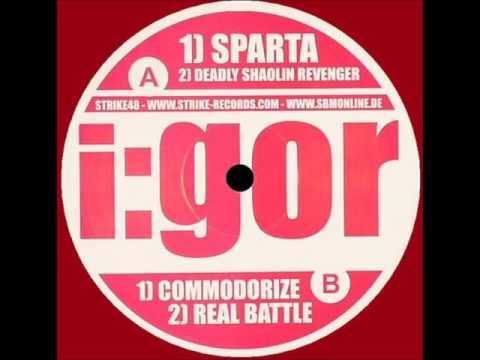 I:gor - Real Battle