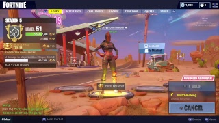 Fortnite Battle Royale Gameplay PS4 / GIVEAWAY AT 100 SUBS / Playing with subs