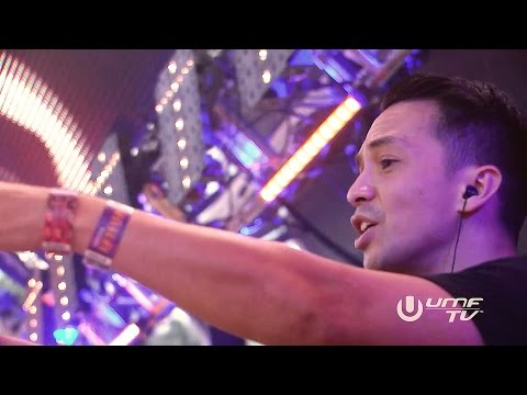 Laidback Luke - LIVE @ Ultra Music Festival, Miami (2015)