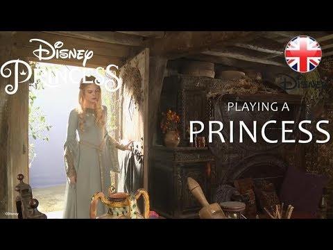 DISNEY PRINCESS | Elle Fanning - Maleficent Behind the Scenes & Interview | Official Disney UK