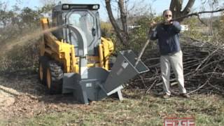 EDGE Wood Chipper Turns Unwanted Branches Into Valuable Groundcover Thumbnail