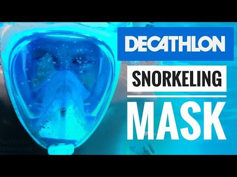 Decathlon World's Best Snorkelling Mask Easybreath new gadget