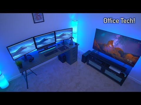 Teching Out A Small Space! (Room Tour 2018!)
