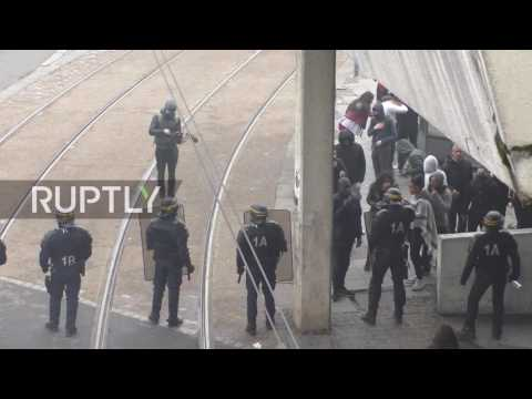 France: Tear gas fills the air as police brutality protests continue in Paris