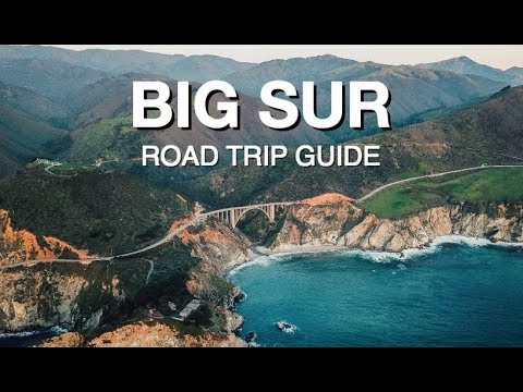 A Beautiful Weekend Road Trip (San Francisco to Big Sur)