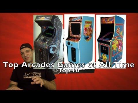 Top 10 Best Arcade Games