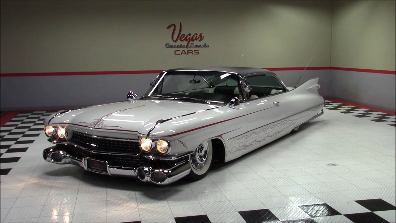 1959 cadillac coupe deville youtube. Black Bedroom Furniture Sets. Home Design Ideas