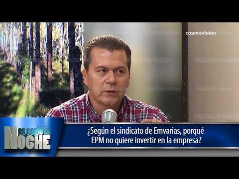 ¿Según el sindicato de Emvarias, porqué EPM no quiere invertir en la empresa?