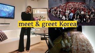 Our First Unforgettable Meet & Greet in Korea 2018   Q2HAN