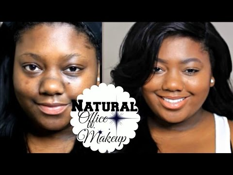 Most Natural Everyday Work Makeup Routine | Office Friendly Makeup Tutorial