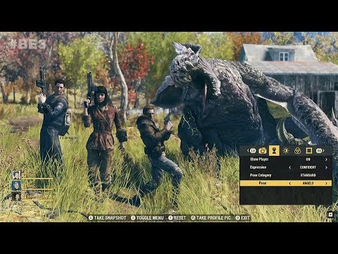 Fallout 76 Full E3 2018 Gameplay Presentation