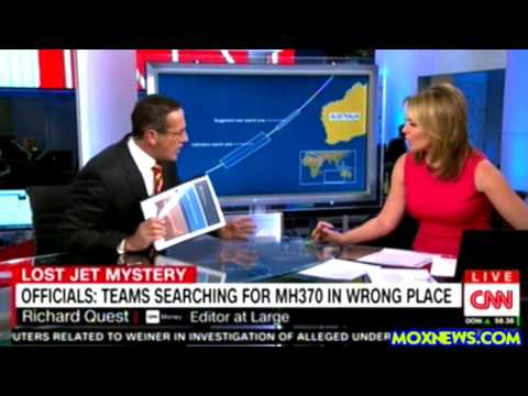 NEW Australian Report Says Searcher Looking For Missing Flight MH370 Been Searching The Wrong Area!