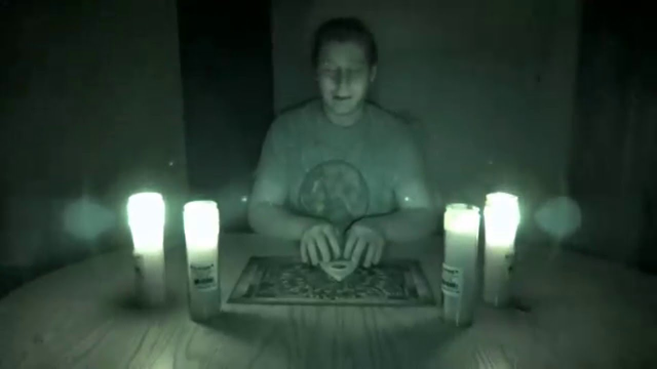 how to use a ouija board alone