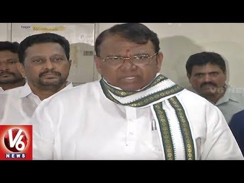 Telangana Govt To Promote Agro-Processing Industry: Minister Pocharam | V6 News