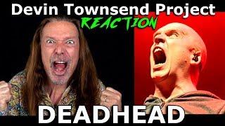 Vocal Coach Reaction to Devin Townsend - Deadhead - Ken Tamplin