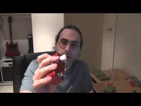 Guitar Pedal Powder Coating-Update Part 1