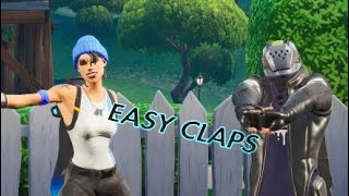 NOUS OBTENONS CLEAN TUE AUJOURD'HUI Electric X Heroic boi FORTNITE Clash