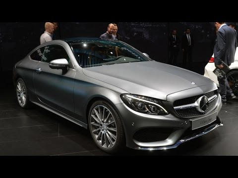 2016 Mercedes Benz C350 Review