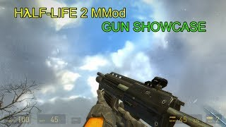 Half Life 2: MMod - Weapon Showcase