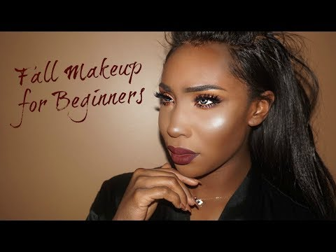 Fall Makeup for beginners