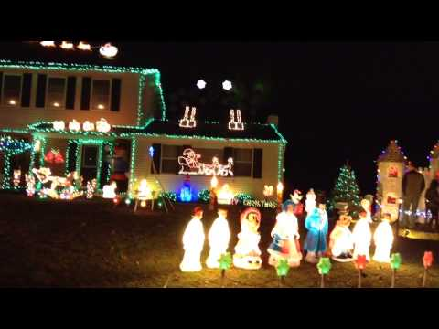 Drelicks Christmas Lights - YouTube