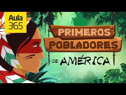 ¿Quiénes Fueron Los Primeros Pobladores De América? | Videos Educativos Para Niños