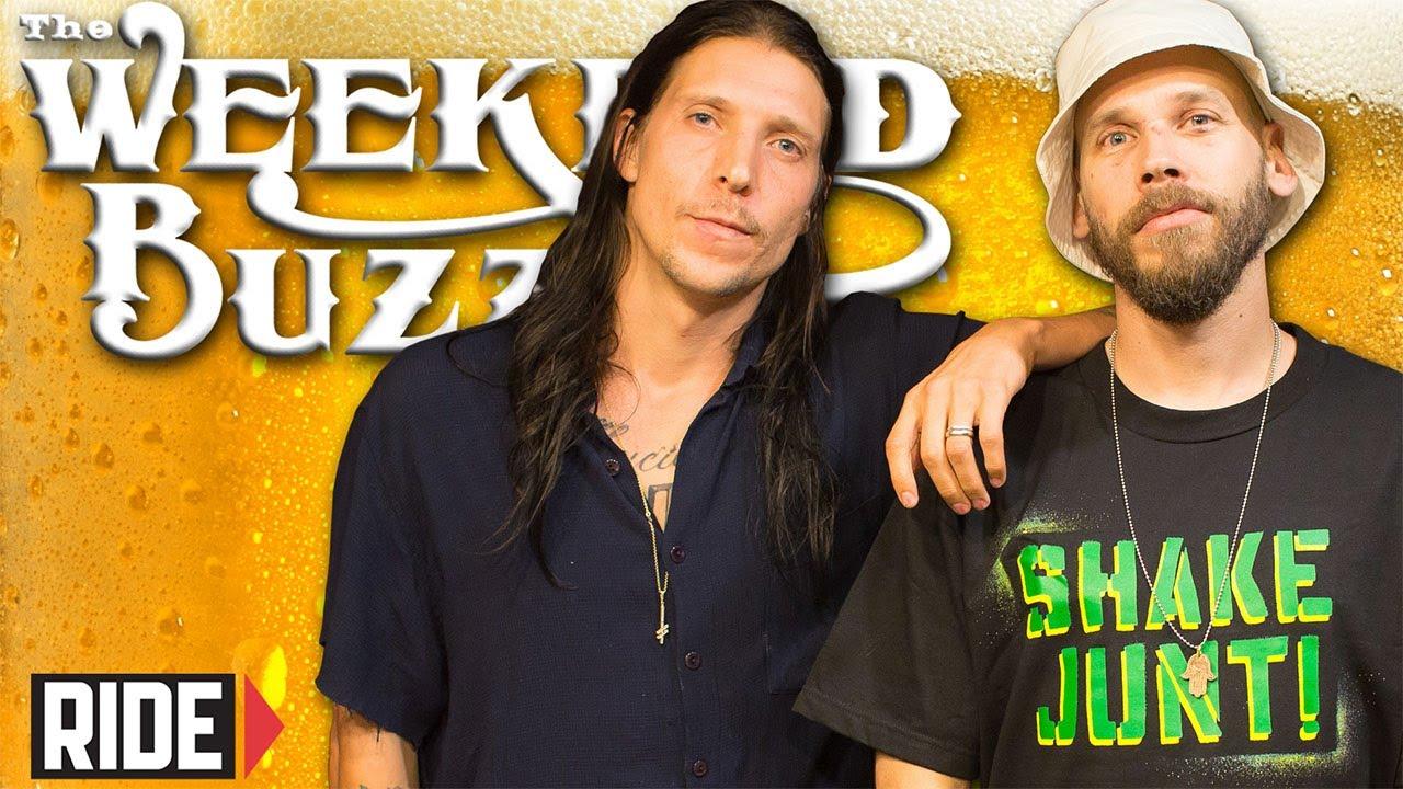 Erik Ellington Shane Heyl Antwuan Shake Junt The Goat Weekend
