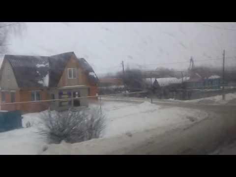 . Деревня Путятино в России (Рязанская область)