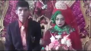 Sedih, Pria ini hadiri pernikahan mantan pacarnya di Dompu-NTB