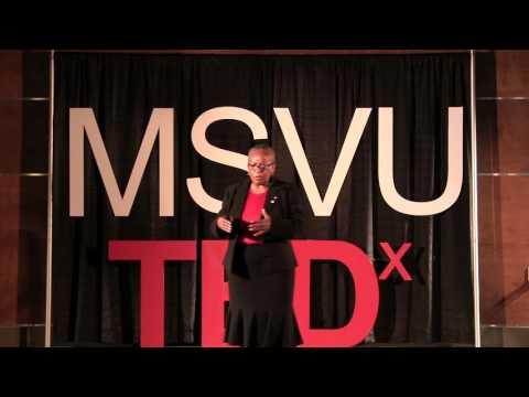 Embracing Possibilities | Wanda Thomas Bernard | TEDxMSVU