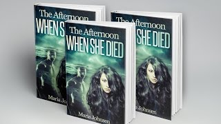 A Romantic Ghost Story- The Afternoon When She Died by Maria Johnsen