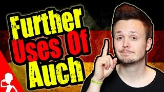 Learn German | Further Uses Of Auch