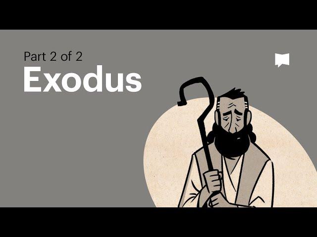 Overview: Exodus 19-40