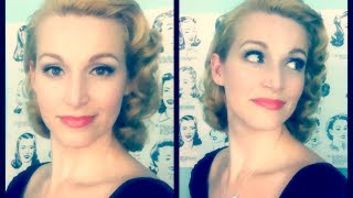 Lisa Lives!- Grace Kelly/ Rear Window/ Lisa Fremont Hair Tutorial