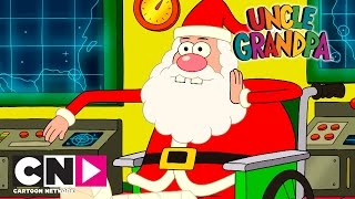 Uncle Grandpa | Christmas Rap | Cartoon Network