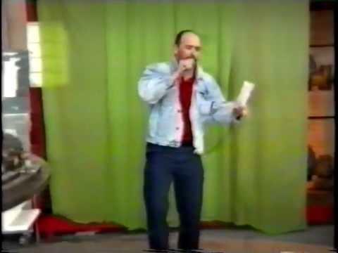 BAe Chadderton Lunchtime Karaoke 3/3 - Barney brings the house down!!