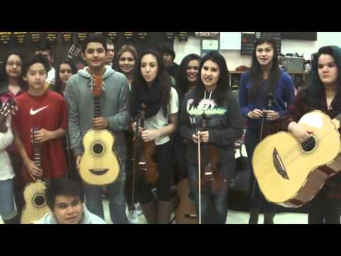 Thank You Kennelly Keys Music and H Jimenez Guitars from WHS Mariachi
