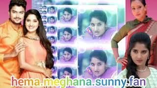 Kalyana Vaibhogam Serial Title Song | Sunny Meghana | #kalyanavaibhogamserial | Jay Manga Nitya