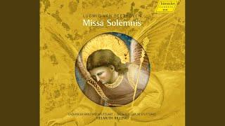 Missa Solemnis, Op. 123: Credo: Et vitam venturi saeculi