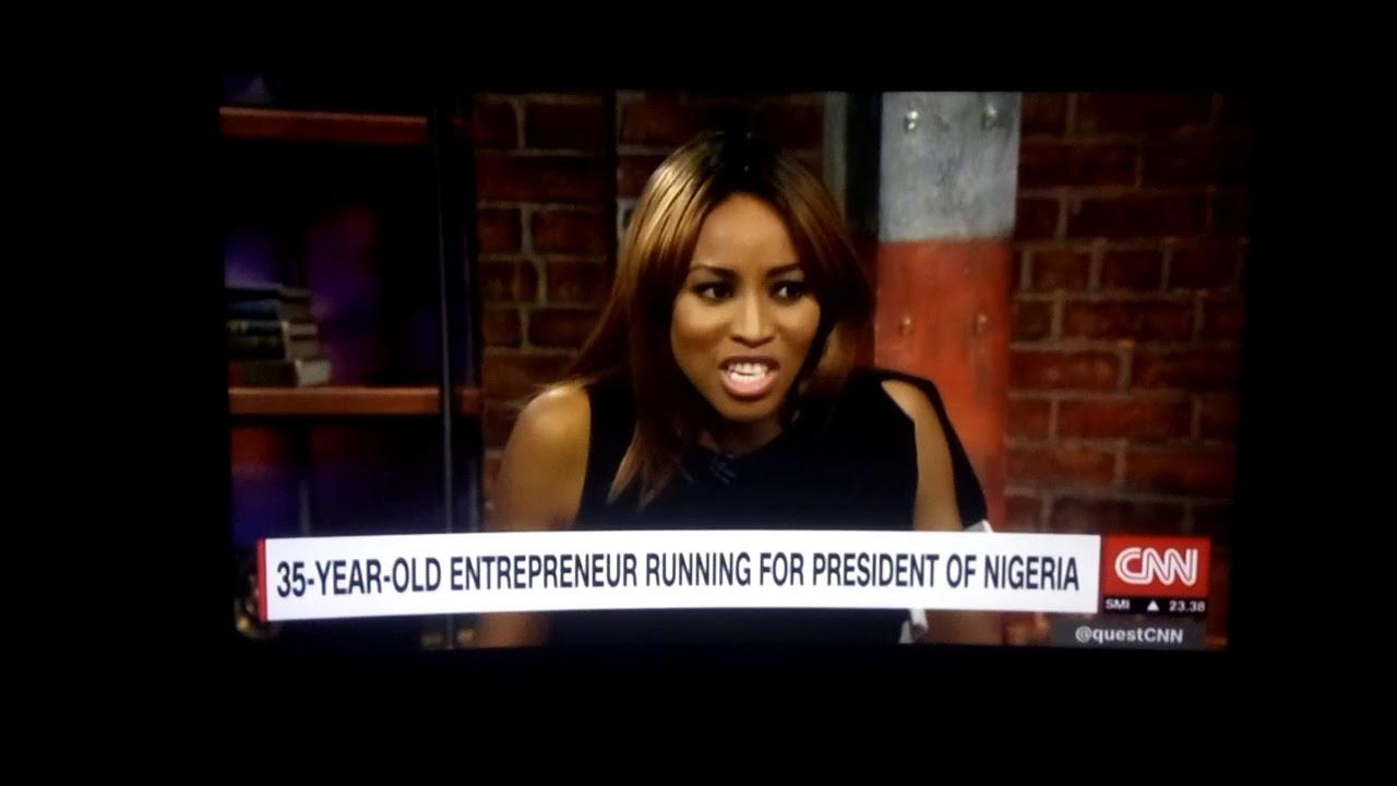 35-YEAR-OLD CHIKE UKAEGBU SET TO RUN FOR PRESIDENT OF NIGERIA