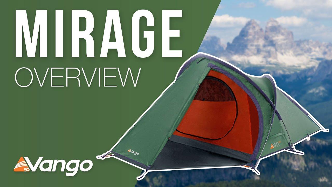 Vango Tech - Mirage Tent filmed 2015 & Vango Tech - Mirage Tent filmed 2015 - YouTube