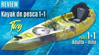 "Vídeo: Kayak de Pesca ""Tuy"" 1+1"