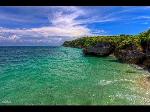 Pantai Geger/ Pantai romantis yang memukau di kawasan Nusa Dua Bali